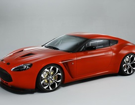 Aston Martin V12 Zagato giá hơn nửa triệu USD