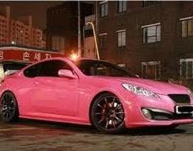 Thị trường ô tô Hàn Quốc bảo thủ về màu sắc