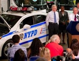 Cảnh sát New York sử dụng ô tô chạy điện