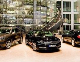 Volkswagen lập kỉ lục doanh số