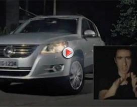 Clip quảng cáo thú vị của Volkswagen