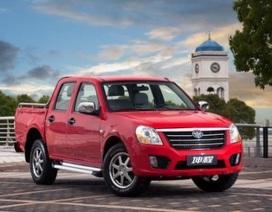 GM sản xuất xe bán tải cho thị trường Trung Quốc