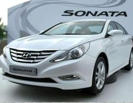 Đích ngắm của Camry thế hệ mới: Hyundai Sonata