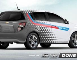 Chevrolet Sonic tạo cá tính