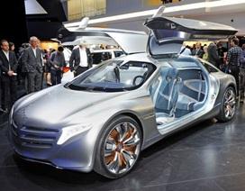 Độc đáo Mercedes F 125! Concept