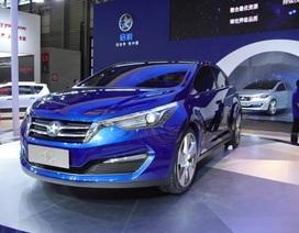 Nissan chỉ dùng phụ tùng Trung Quốc cho xe Venucia