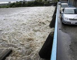 Nhiều nhà máy ô tô tại Nhật đóng cửa vì bão lớn