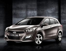 Chuẩn bị ra mắt xe Hyundai i30 CW thế hệ mới