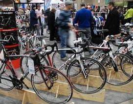 Dạo triển lãm xe đạp Montreal 2012
