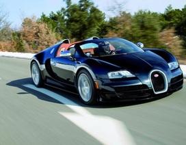 Bugatti Veyron Vitesse có công suất 1200 mã lực