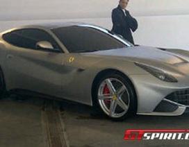 Hình ảnh đầu tiên của siêu xe kế nhiệm Ferrari 599 GTB Fiorano