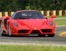Siêu xe kế nhiệm Ferrari Enzo mạnh mẽ hơn Bugatti Veyron?