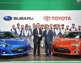 Toyota GT86 mới sẽ phát triển từ Mazda Miata?