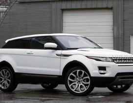 Range Rover Evoque được lòng phái đẹp