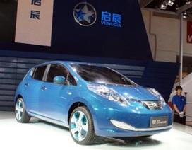 Một số hãng xe Nhật cắt giảm sản xuất tại Trung Quốc