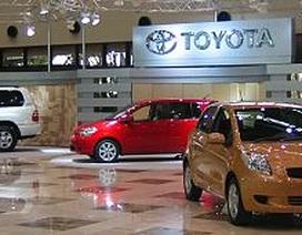 Toyota trở lại vị trí số 1