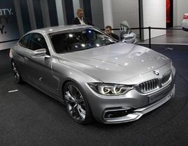 BMW khai sinh dòng 4-Series