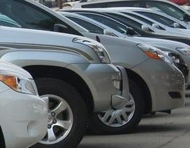 Sẽ hướng dẫn giảm lệ phí trước bạ ô tô trước Tết