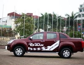 Isuzu ra mắt phiên bản mới của D-Max tại Việt Nam