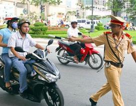 Phạt xe không chính chủ: Không bắt ngoài đường mà truy ở điểm đăng ký