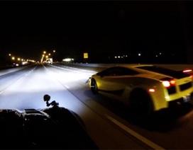 Hai siêu xe nghìn mã lực so tài