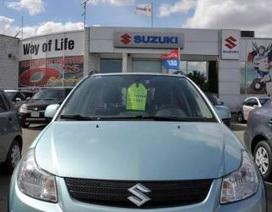 Doanh số thấp, Suzuki rút khỏi thị trường Canada