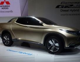 Mitsubishi GR-HEV Concept - Tương lai của Triton