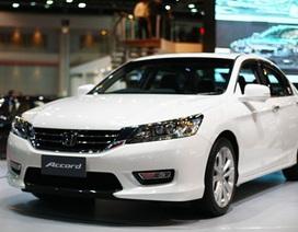 Ra mắt xe Accord thế hệ mới dành cho thị trường ASEAN