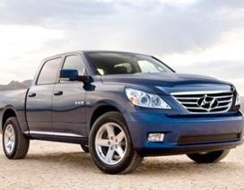 Hyundai cân nhắc khả năng sản xuất xe bán tải