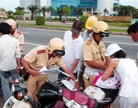 Hà Nội: Nộp phạt vi phạm giao thông tại cây ATM