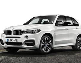 Thông tin đầu tiên về phiên bản M của xe BMW X5 M thế hệ mới