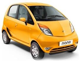 Xe Tata Nano đến thị trường ASEAN, giá 11.500 USD