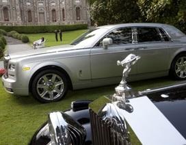 Ngắm Rolls-Royce tại sự kiện xe cổ Villa d'Este Concours 2013