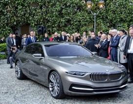 Tuyệt phẩm BMW Pininfarina Gran Lusso V12 Coupé