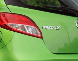 Xe Mazda2 thế hệ mới chung cơ sở gầm bệ với CX-5, Mazda6