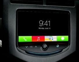 Apple giới thiệu iOS trong xe hơi