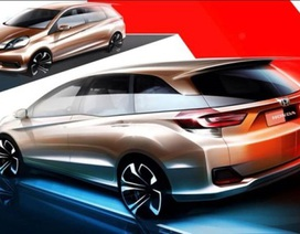 Thị trường châu Á sắp đón thêm xe Honda Brio LMPV
