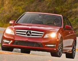 Mỹ: Xe Mercedes hay bị lấy trộm nhất