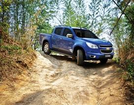 Chevrolet Colorado thành công rực rỡ tại Thái Lan