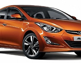 Lộ diện Hyundai Avante (Elantra) phiên bản mới