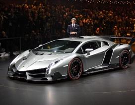 Lamborghini xác nhận sẽ ra xe Veneno mui trần