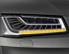 Audi giới thiệu công nghệ đèn LED chống lóa