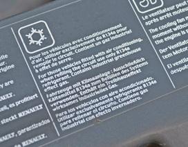 Toyota tiếp tục dùng chất làm lạnh điều hòa bị cấm