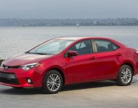 Xe Corolla thế hệ mới giá chỉ 16.800 USD tại Mỹ