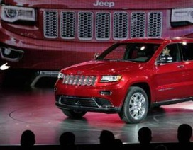 Jeep chuẩn bị ra xe thay thế Liberty