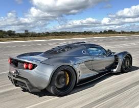 """Kỷ lục """"Xe nhanh nhất thế giới"""" chưa được thừa nhận"""