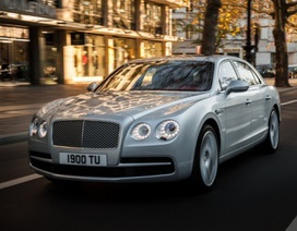 Bentley Continental được nâng cấp động cơ