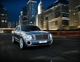 Xe SUV của Bentley có giá 200.000USD
