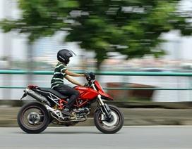 Đào tạo rộng rãi lái xe mô-tô 175cm3