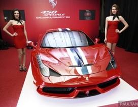 Ferrari 458 Speciale ra mắt tại Malaysia